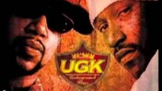 UGK-Like A Pimp (Feat. Juicy J and DJ Paul)