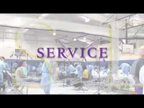 "East Carolina University ""Service"""