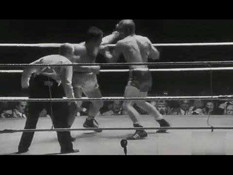 1970 Urtain vs Jurgen Blin Campeonato Europa Pesos Pesados Barcelona EBU Heavyweight Title.