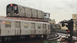 [MTA]: (F) & (Q) Train Action @ Coney Island / Stilwell Avenue