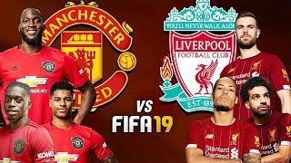 FIFA 19   แมนยู VS ลิเวอร์พูล   เปิดตัวแข้งใหม่ล่าสุด 2019-20 !! แลกกัน...มันส์หยด !!