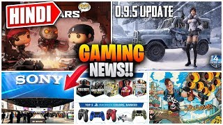 🎮PUBG SEASON 4 UPDATE!!🔥 GEARS POP!, SONY E3 2019, SUNSET OVERDRIVE PC, FORTNITE GOTY GAMING NEWS