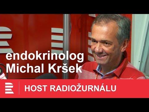 100 kg na váze rozhodně není od štítné žlázy, vyvrací mýtus Michal Kršek