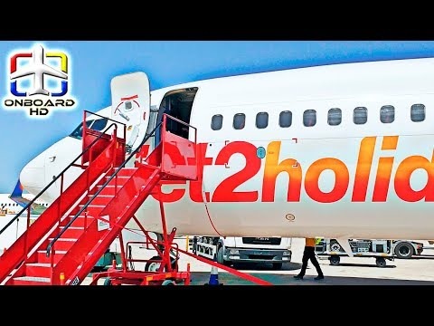 TRIP REPORT | Jet2 | Always Great! ツ | Barcelona To Manchester | Boeing 737