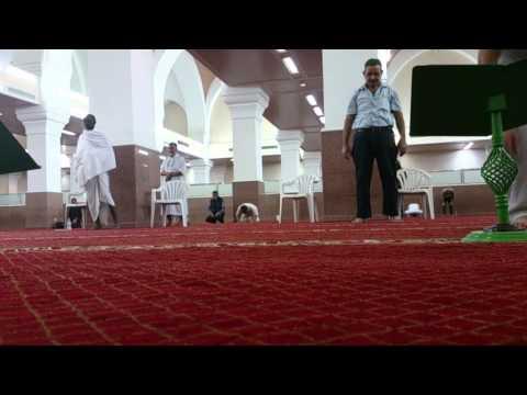 Bin Ladin Camii İkindi Namazı Mekke