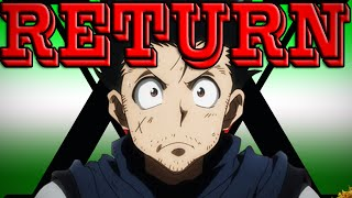 Hunter X Hunter ハンター×ハンター Returns Again In 2016 - Can Togashi Sustain The Series?