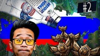 Intervilles full vodka 800AP + PENTAKILL 1V27? - LRB EN RUSSIE #2
