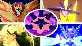 Pokémon Sword & Shield - All New Moves