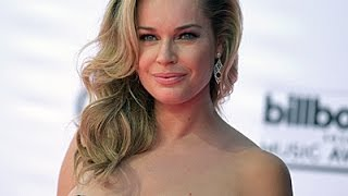 Rebecca Romijn wants her twin daughters to see her working on The Librarians