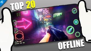 Top 20 Juegos Para Android & iOS Offline (Sin Internet)   ¡Yes Droid!
