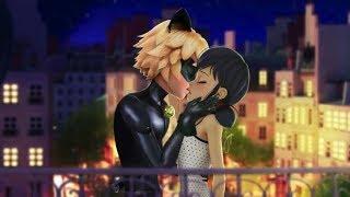 Леди баг и Супер кот 3 сезон 29 серия Адриан поцелует Маринку?
