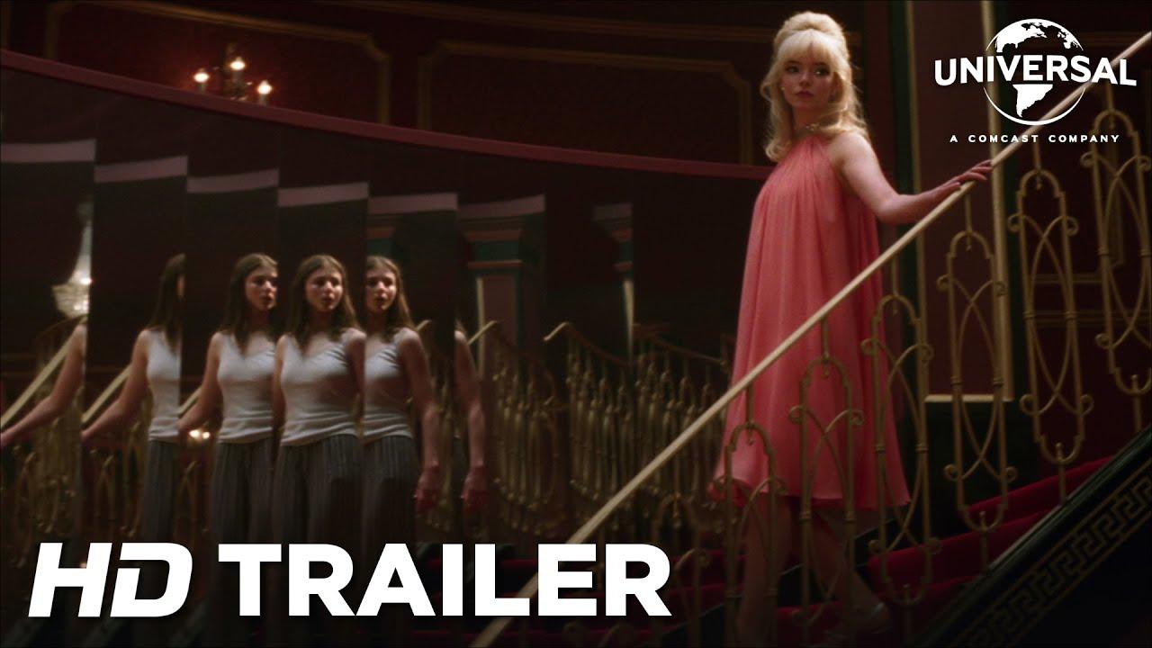 NOITE PASSADA EM SOHO – Trailer Dublado Oficial – Breve nos cinemas