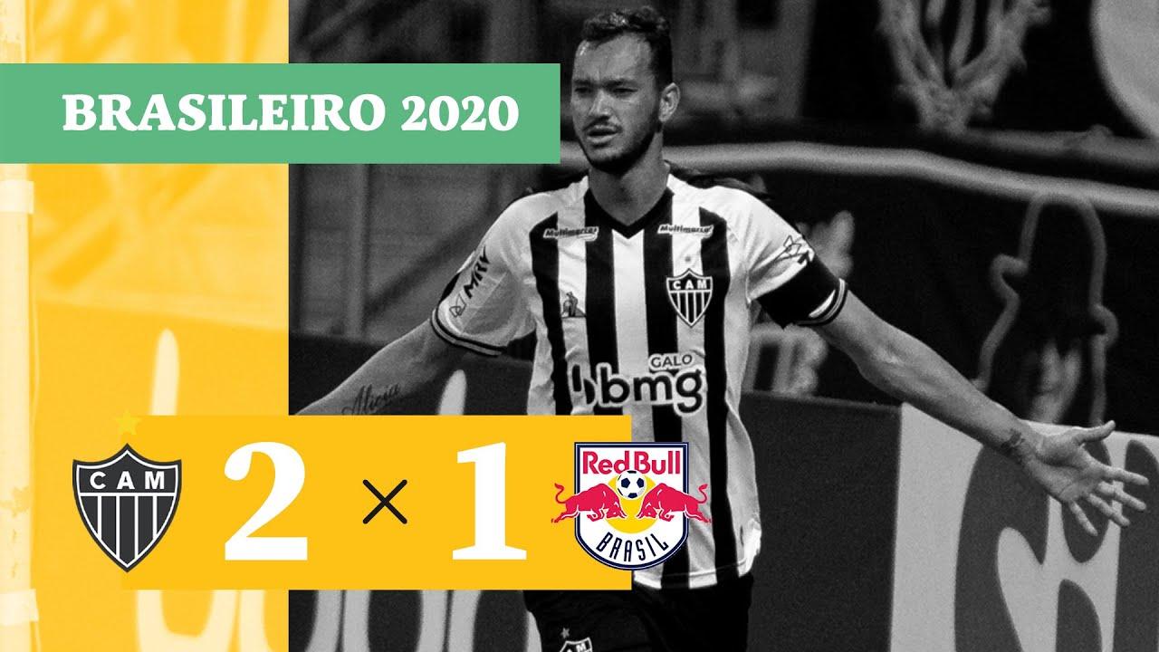 Атлетико Минейро  2-1  Брагантино видео