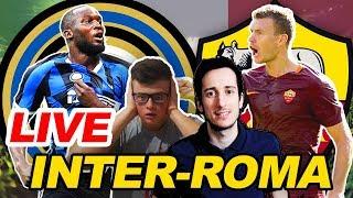 INTER-ROMA in DIRETTA LIVE! con ILVOSTROCARODEXTER