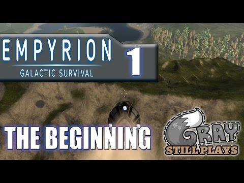 Empyrion Galactic Survival | Open World Sandbox Survival Space Game | Part 1 | Gameplay Let's Play