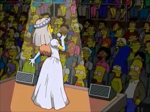 Simpsons Sexy Marriage Land