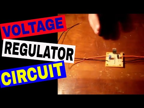 how to make a dc 12 volt to 5 6 or 9 volt converter using a how to make a dc 12 volt to 5 6 or 9 volt converter using a lm7805 voltage regulator
