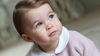 Kate Middleton Shares Precious New Photos of Princess Charlotte Ahead of Daughter's First Birthday
