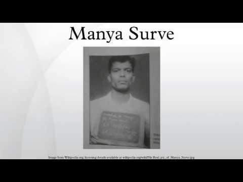 Manya Surve