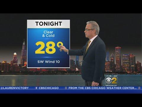 CBS 2 Weather Watch (7 a.m. Nov. 19, 2017)