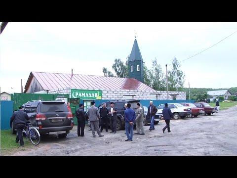 В Сурске расширяют мечеть и дружно проводят Рамадан