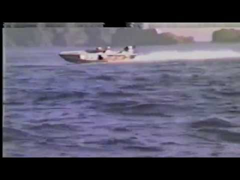 Guernsey Powerboat Association 1986 - Herm Island