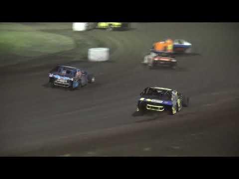 """Albert Auto Night"" Modified feature Benton County Speedway 9/17/17"