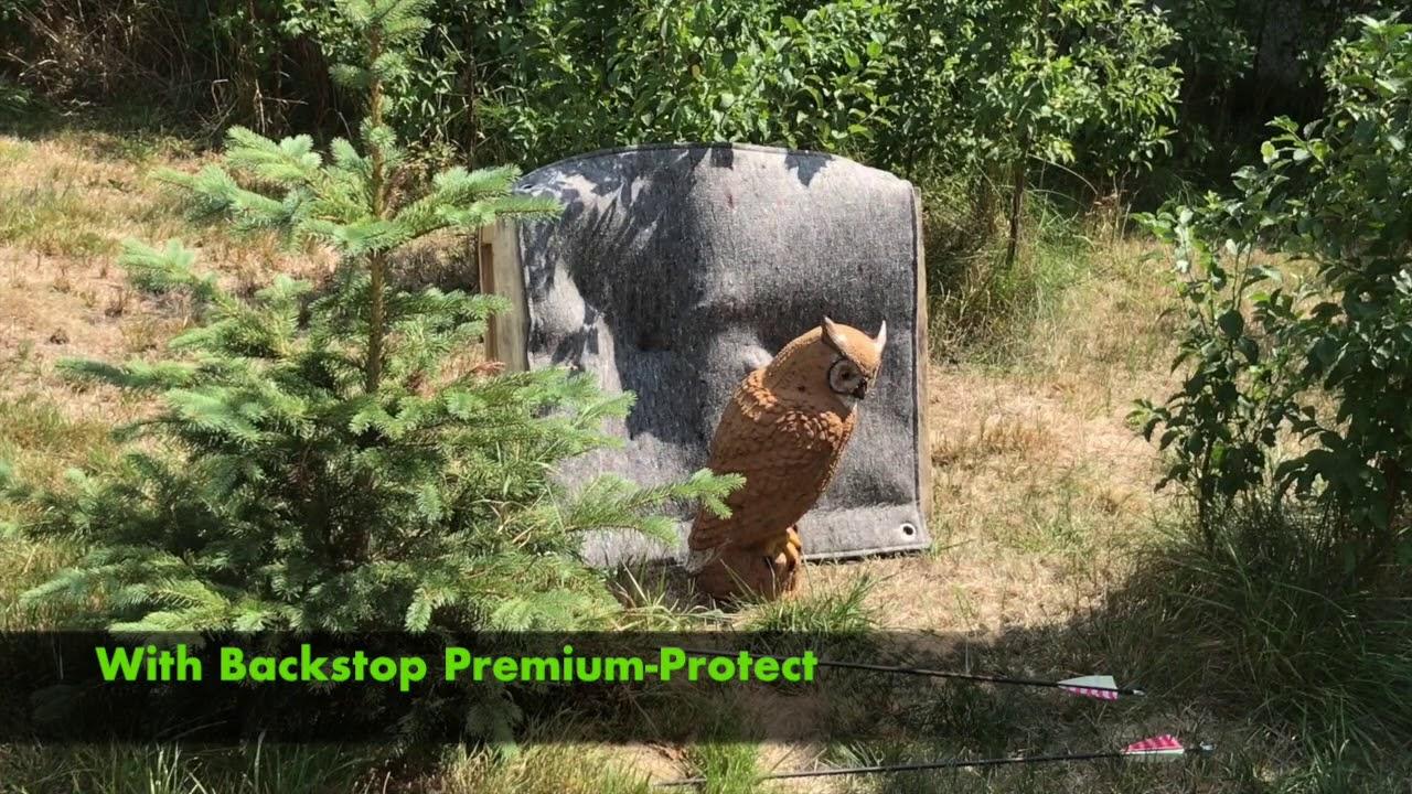 Backstop Premium Protect 75 x 75cm