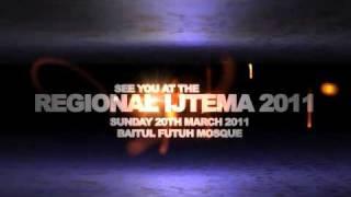 Majlis Khuddamul Ahmadiyya UK Baitun Noor Regional Ijitema Promo 2011