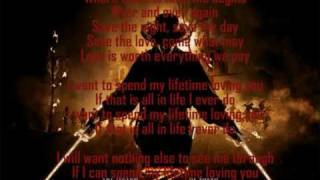 Zorro - I want to spend my lifetime loving you by Boboc