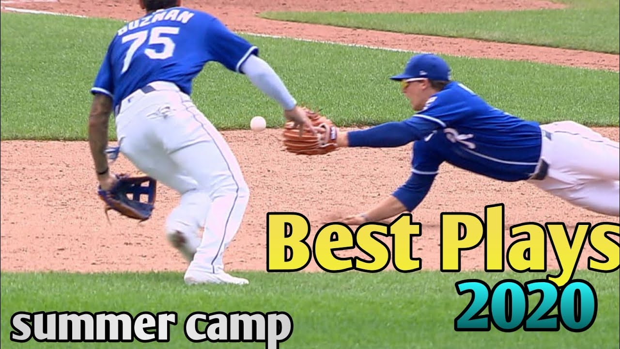 MLB | Best Plays 2020