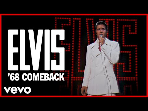 Elvis Presley - If I Can Dream ('68 Comeback Special 50th Anniversary HD Remaster)