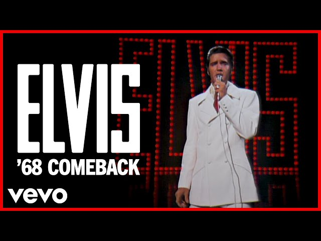Elvis Presley - If I Can Dream ('68 Comeback Special 50th Anniversary HD Remaster) (Official Video)