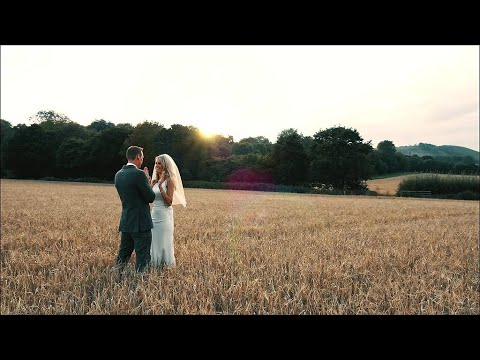 Donna & Mark -Tall Johns House - Brecon Beacons - Wedding Highlight Video