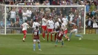 Aston Villa Vs Blackburn Rovers 0-1 - Full Length Highlights - Premier League Final Day - 09/05/2010