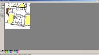 Урок 1. Информатика 5 класс.  Paint  практика 1