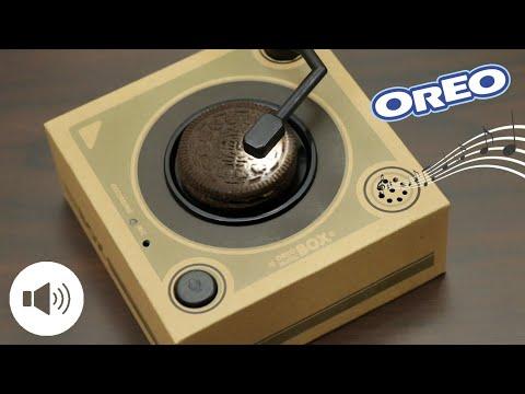 BEST GIFT FOR OREO LOVERS 😍 !!! [Oreo Music Box | OREO STEREO]
