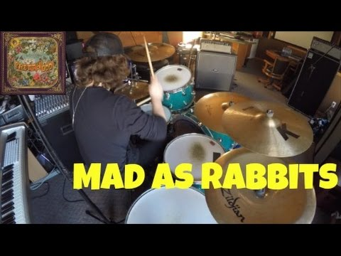 Mad As Rabbits [Panic! At The Disco] HD Drum Cover