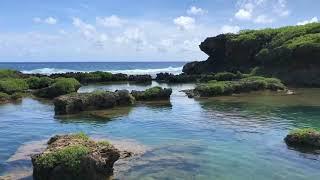괌 - 이나라한 자연풀장 / Gu…