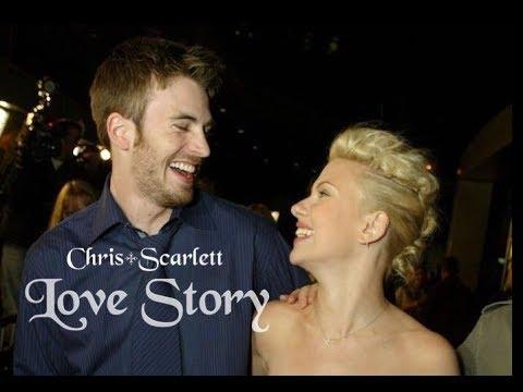 Chris Evans+Scarlett Johansson  || Love Story