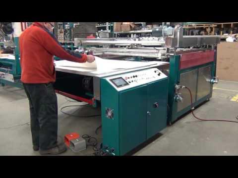 Accu-Print High-Tech HL Four Post Screen Printer