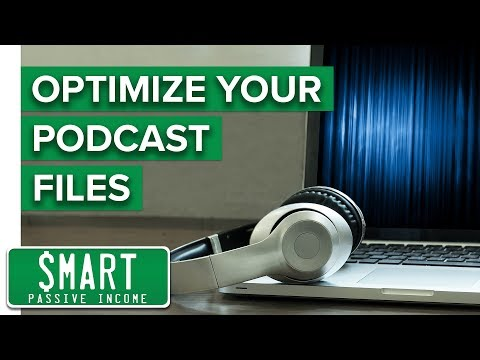 Podcasting Tutorial - Video 3: Exporting and Tagging
