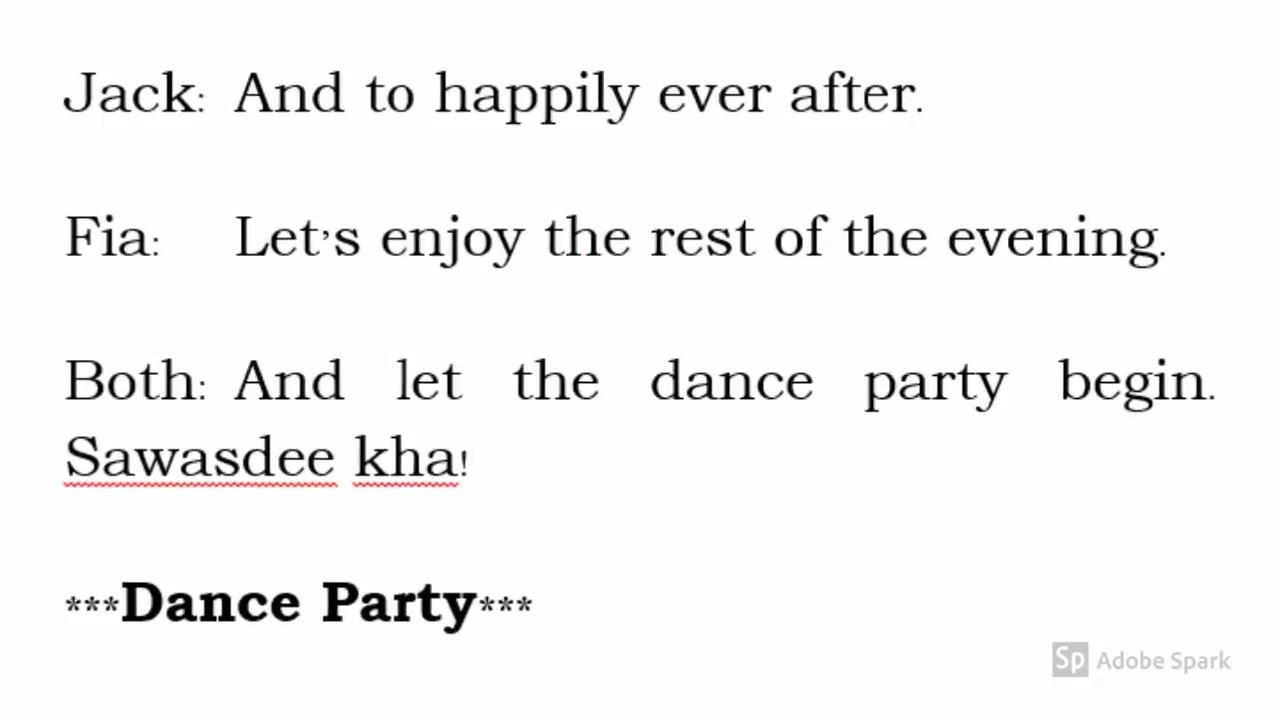 7th birthday party program script for emcee