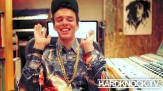 Logic talks getting kicked out of HS, not getting into drugs, working at Wing Stop, Jiffy Lube +More