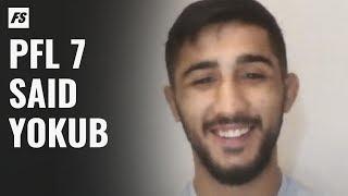 PFL 7's Said Yokub Believes His Grappling Is Better Than Omar Nurmagomedov