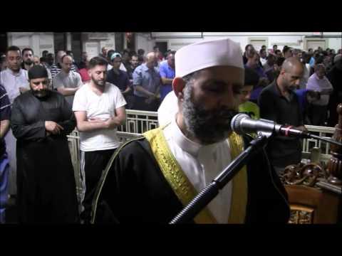 ماتيسر من سورة ( الأعراف ) جزء 1   تراويح 1437 حسن صالح  hassan saleh