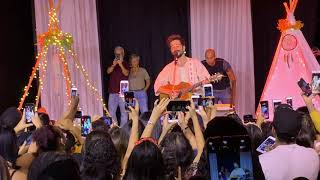 Camilo en vivo - Tutu - Republica Dominicana