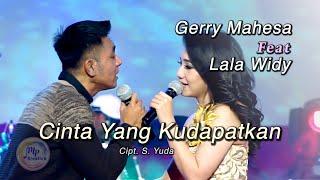 Download Lala Widy Feat Gerry Mahesa - Cinta Yang Kudapatkan - New Pallapa ( Official Music Video )