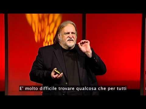 TEDItalia -  La sensazione della bellezza: Richard Seymour