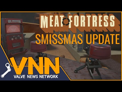 Team Fortress VR - Meat Fortress's Smissmas Update!